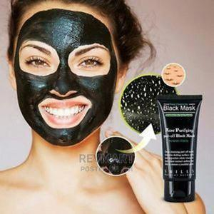 Black Mask Purifying Peel Off Mask | Skin Care for sale in Oyo State, Ibadan
