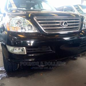 Lexus GX 2007 470 Sport Utility Black | Cars for sale in Lagos State, Apapa