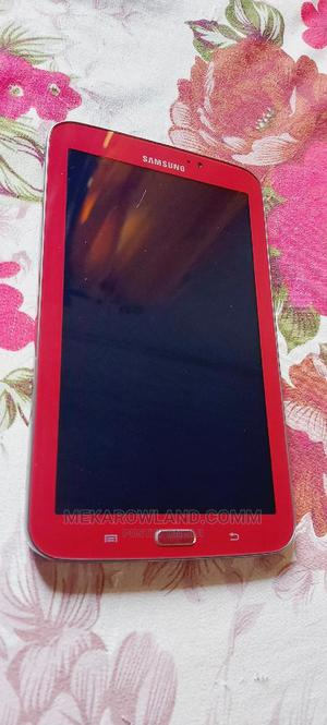 Samsung Galaxy Tab 3 7.0 WiFi 8 GB Red | Tablets for sale in Imo State, Owerri