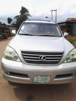 Lexus GX 2004 470 Silver | Cars for sale in Lagos State, Surulere