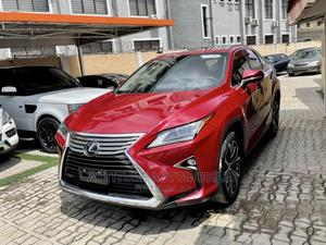 Lexus RX 2016 350 AWD Red | Cars for sale in Lagos State, Ikeja