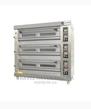 Advanspid Industrial Gas 3 Deck Oven 9 Pans   Industrial Ovens for sale in Abuja (FCT) State, Kubwa