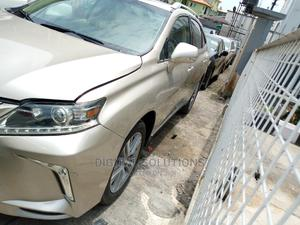 Lexus RX 2015 Gold | Cars for sale in Lagos State, Ajah