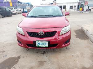 Toyota Corolla 2009 Red   Cars for sale in Lagos State, Egbe Idimu