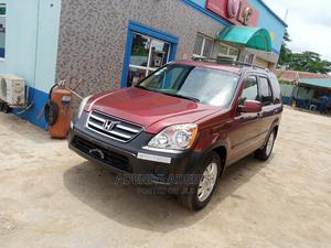 Honda CR-V 2006 Red | Cars for sale in Lagos State, Ifako-Ijaiye