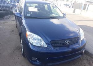 Toyota Matrix 2005 Blue | Cars for sale in Lagos State, Amuwo-Odofin