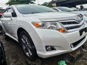 Toyota Venza 2010 V6 AWD White   Cars for sale in Lagos State, Apapa