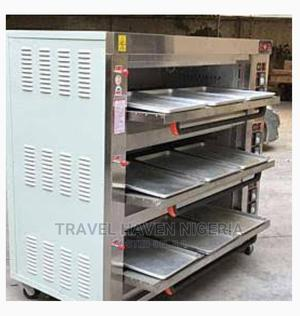 NEW INDUSTRIAL GAS 9 TRAYS OVEN, Commercial Gas Deck Oven   Industrial Ovens for sale in Abuja (FCT) State, Gwarinpa