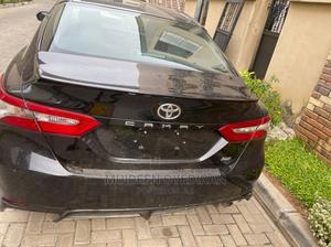 Toyota Camry 2019 SE (2.5L 4cyl 8A) Black   Cars for sale in Lagos State, Ogba