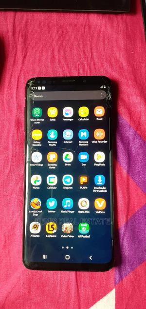 Samsung Galaxy S9 Plus 64 GB Black | Mobile Phones for sale in Lagos State, Ibeju