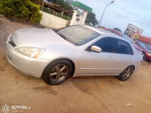 Honda Accord 2005 2.4 Type S Automatic Silver   Cars for sale in Abuja (FCT) State, Gwagwalada