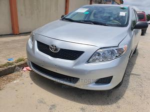 Toyota Corolla 2008 Silver | Cars for sale in Lagos State, Ojota