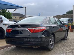 Toyota Camry 2015 Black | Cars for sale in Abuja (FCT) State, Jahi