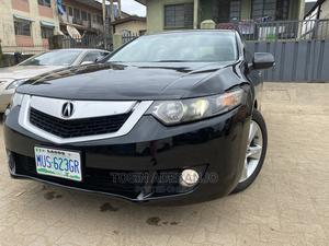 Acura TSX 2010 2.4 Black | Cars for sale in Lagos State, Mushin