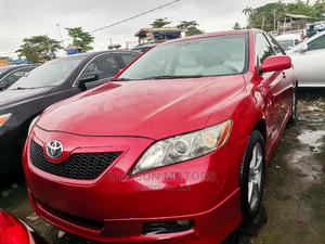 Toyota Camry 2008 2.4 SE Automatic Red | Cars for sale in Lagos State, Apapa