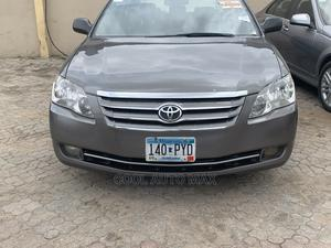 Toyota Avalon 2006 Gray | Cars for sale in Lagos State, Ikeja