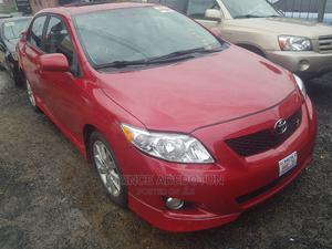 Toyota Corolla 2010 Red | Cars for sale in Delta State, Warri