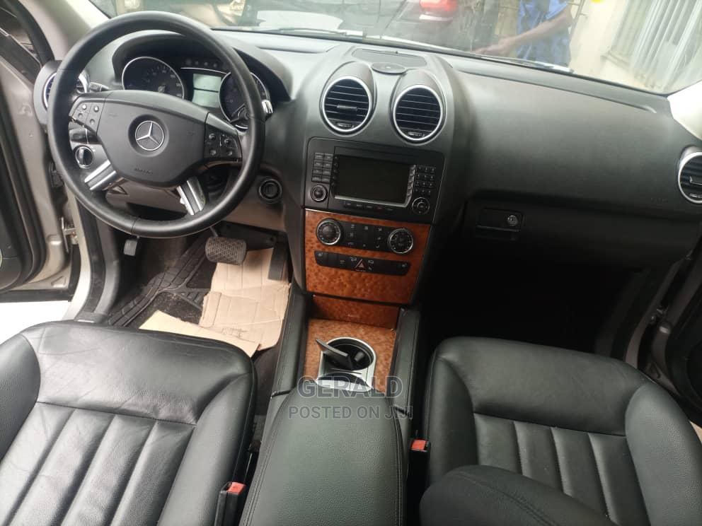 Mercedes-Benz M Class 2006 Gray   Cars for sale in Amuwo-Odofin, Lagos State, Nigeria