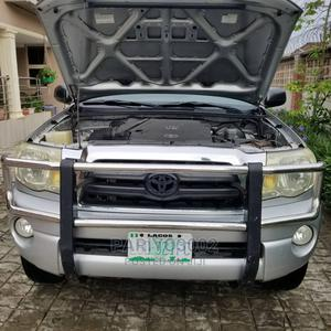Toyota Tacoma 2007 Silver | Cars for sale in Lagos State, Surulere