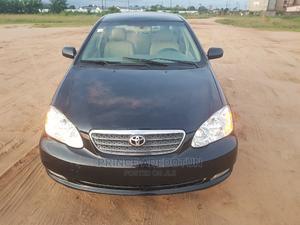Toyota Corolla 2005 LE Black | Cars for sale in Delta State, Warri