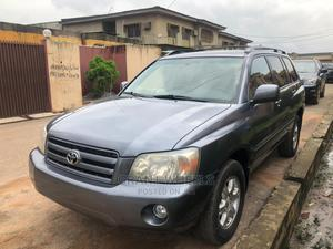 Toyota Highlander 2006 Sport Gray   Cars for sale in Lagos State, Isolo