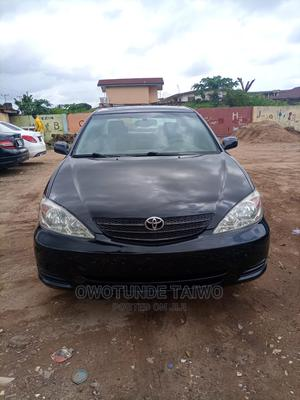 Toyota Camry 2004 Black | Cars for sale in Osun State, Osogbo