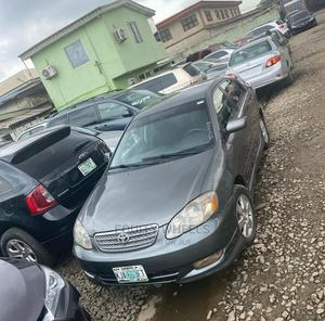 Toyota Corolla 2005 S Gray | Cars for sale in Lagos State, Agege