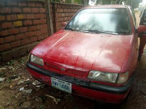 Nissan Sunny 1996 B14 Sedan 1.6 Red | Cars for sale in Kaduna State, Zaria