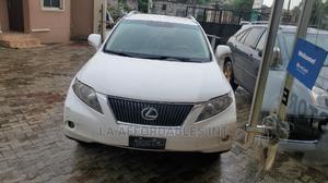 Lexus RX 2012 350 AWD White | Cars for sale in Edo State, Benin City