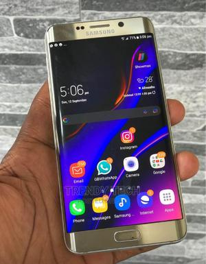 Samsung Galaxy S6 Edge Plus 64 GB Gold | Mobile Phones for sale in Lagos State, Ikeja