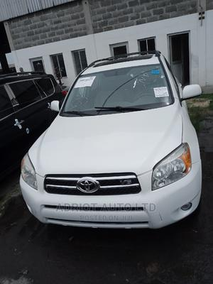 Toyota RAV4 2008 200 4X4 Automatic White | Cars for sale in Lagos State, Apapa