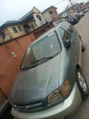 Toyota Sienna 2001 LE Blue | Cars for sale in Lagos State, Surulere