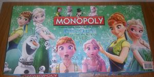 Monopoly Game (Frozen Edition)   Toys for sale in Abuja (FCT) State, Kubwa