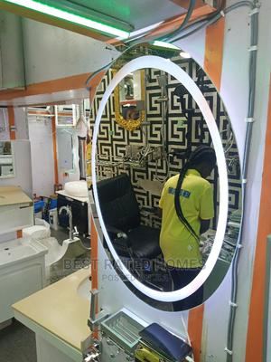 80cm Round LED Mirror (Payment on Delivery) | Plumbing & Water Supply for sale in Lagos State, Orile