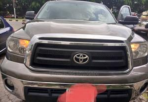 Toyota Tundra 2012 Double Cab 4x4 Limited Gold | Cars for sale in Abuja (FCT) State, Garki 2