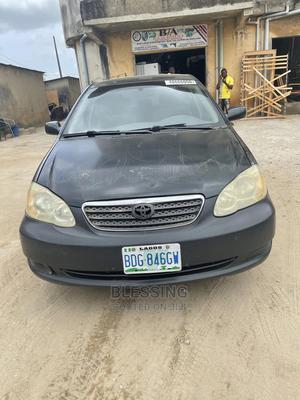 Toyota Corolla 2006 Black | Cars for sale in Lagos State, Ikotun/Igando