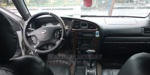 Nissan Pathfinder 2002 LE AWD SUV (3.5L 6cyl 4A) Silver | Cars for sale in Rivers State, Obio-Akpor