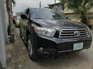 Toyota Highlander 2009 V6 Black | Cars for sale in Lagos State, Ikeja