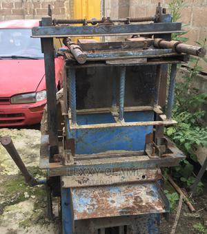 Block Making Machine | Manufacturing Equipment for sale in Oyo State, Ibadan