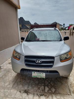 Hyundai Santa Fe 2009 2.7 V6 Silver | Cars for sale in Lagos State, Lekki
