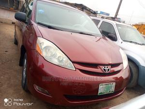 Toyota Sienna 2008 Red   Cars for sale in Lagos State, Agege