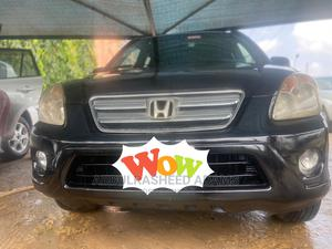 Honda CR-V 2005 2.0i LS Automatic Black | Cars for sale in Abuja (FCT) State, Lugbe District