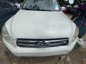 Toyota RAV4 2009 Limited V6 White | Cars for sale in Lagos State, Amuwo-Odofin