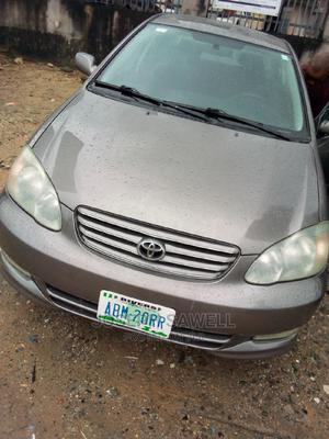 Toyota Corolla 2003 Gray | Cars for sale in Rivers State, Port-Harcourt
