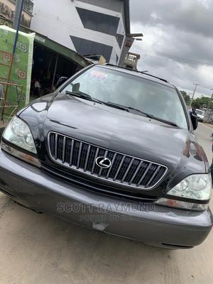 Lexus RX 2000 Black | Cars for sale in Lagos State, Oshodi