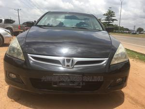 Honda Accord 2007 Black | Cars for sale in Abuja (FCT) State, Gudu