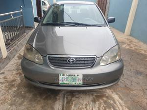 Toyota Corolla 2007 Gray | Cars for sale in Lagos State, Alimosho
