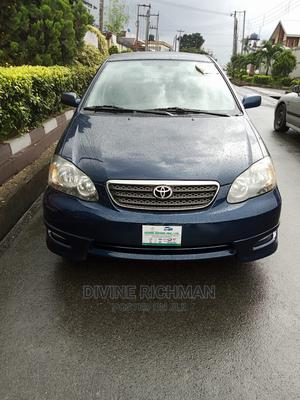 Toyota Corolla 2008 Blue | Cars for sale in Rivers State, Port-Harcourt