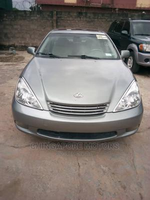 Lexus ES 2002 300 Gray   Cars for sale in Lagos State, Ikorodu