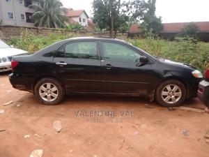 Toyota Corolla 2005 S Black | Cars for sale in Anambra State, Awka